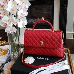 d368bf2ec274 Women s Chanel Coco Bags on Poshmark